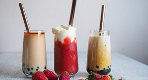 How To Make 3 Types of Bubble Tea at Home!