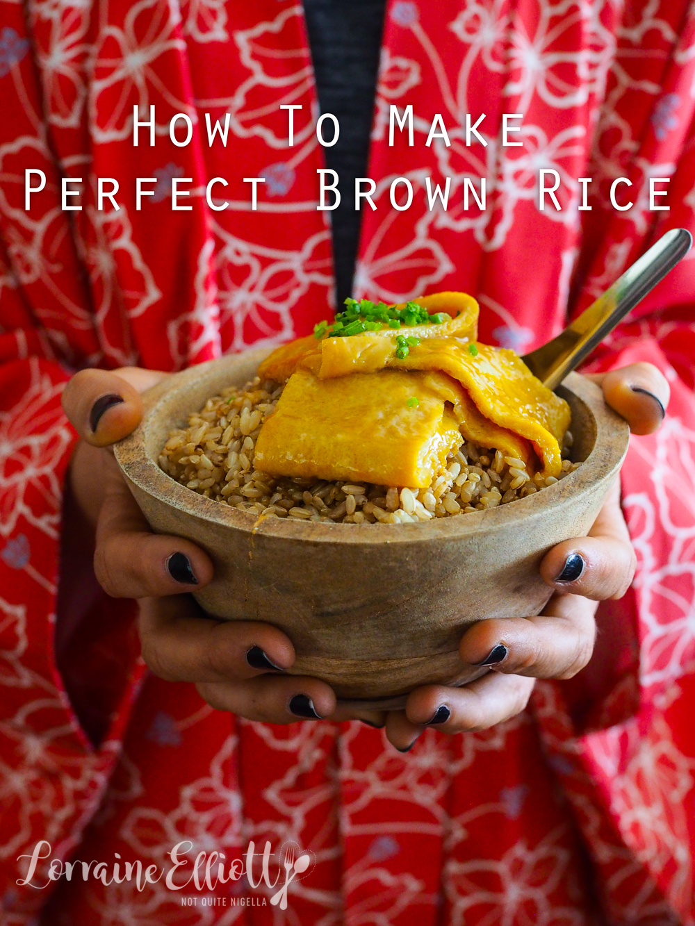 How To Make Perfect Brown Rice