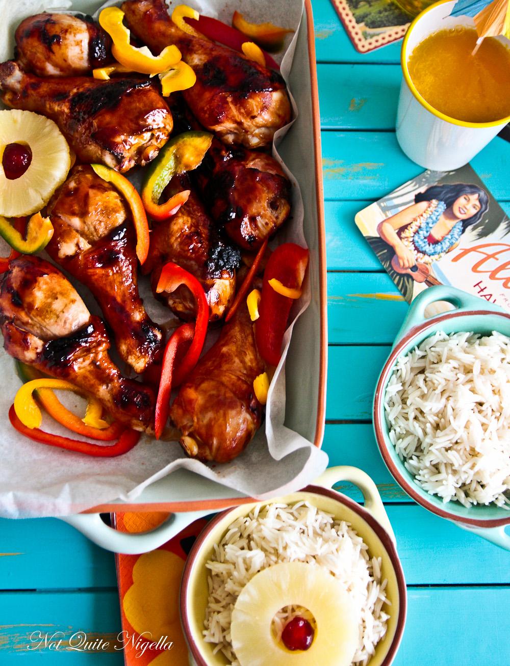 Huli Huli Chicken