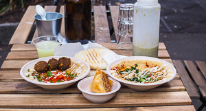 Hummus To Goodness - Simply Hummus Bar, Darlinghurst
