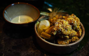 Multicultural Flavours at Husk & Vine, Parramatta