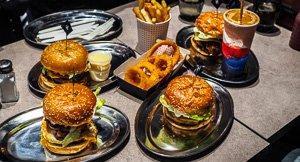 Say Double Cheese At Huxtaburger, Redfern