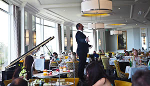 An Operatic High Tea at the Hydro Majestic Hotel, Blue Mountains