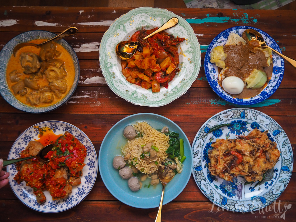 Ibu Dian Indonesian Food Delivery