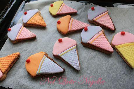 icecream cookies