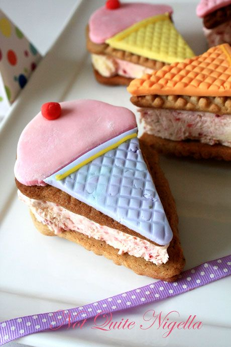 icecream cookie sandwich 5