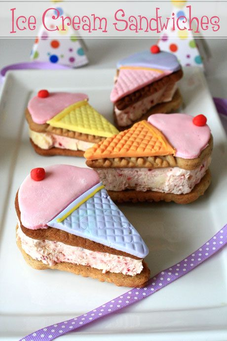 icecream cookie sandwich 4