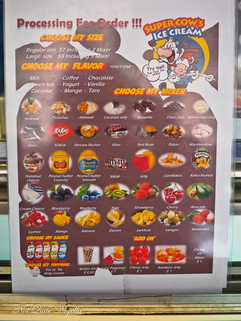 Best Ice Cream Gelato Sydney