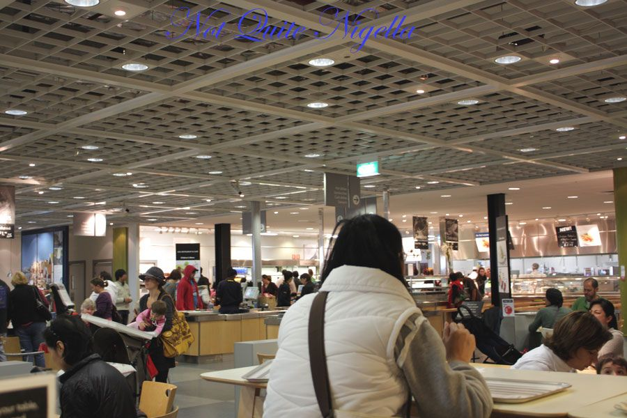 Ikea restaurant and cafe, Homebush