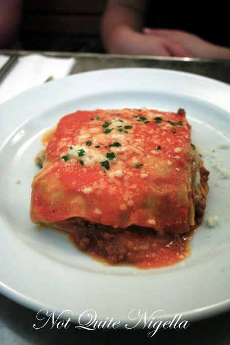 il baretto surry hills lasagne