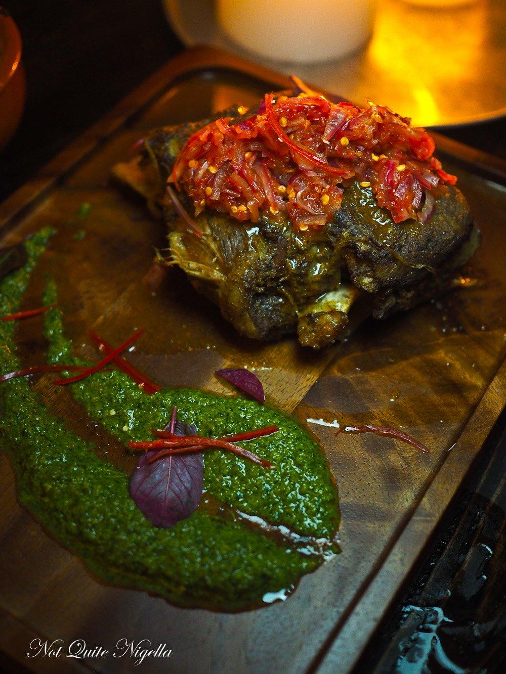Indu Restaurant Sydney