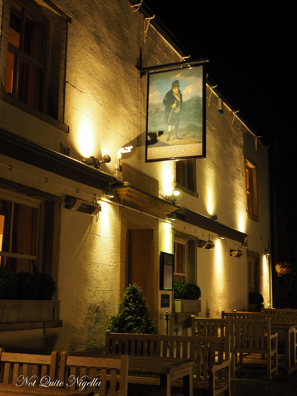 Inn at Whitewell Freesmasons at Wiswell Devonshire Arms