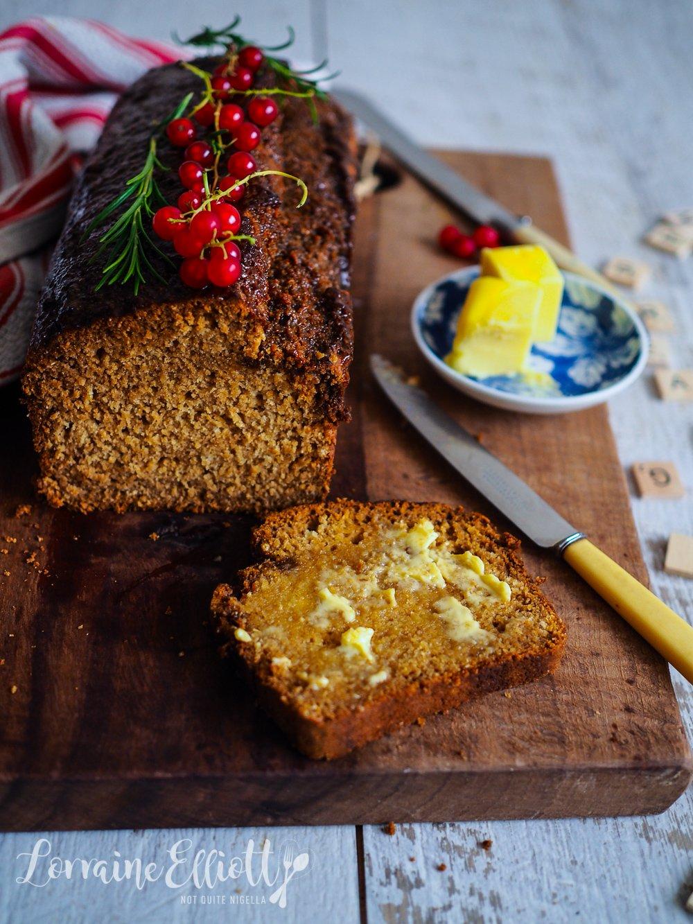 Irish Wheaten Bread moist treacle