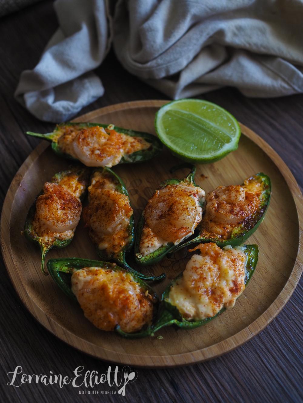 Jalapeno Shrimp Poppers