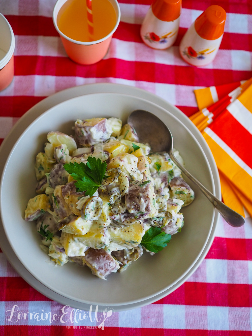 Jalapeno Potato Salad