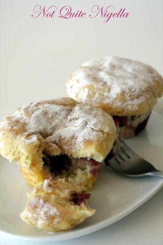 Jam Donut Cupcakes