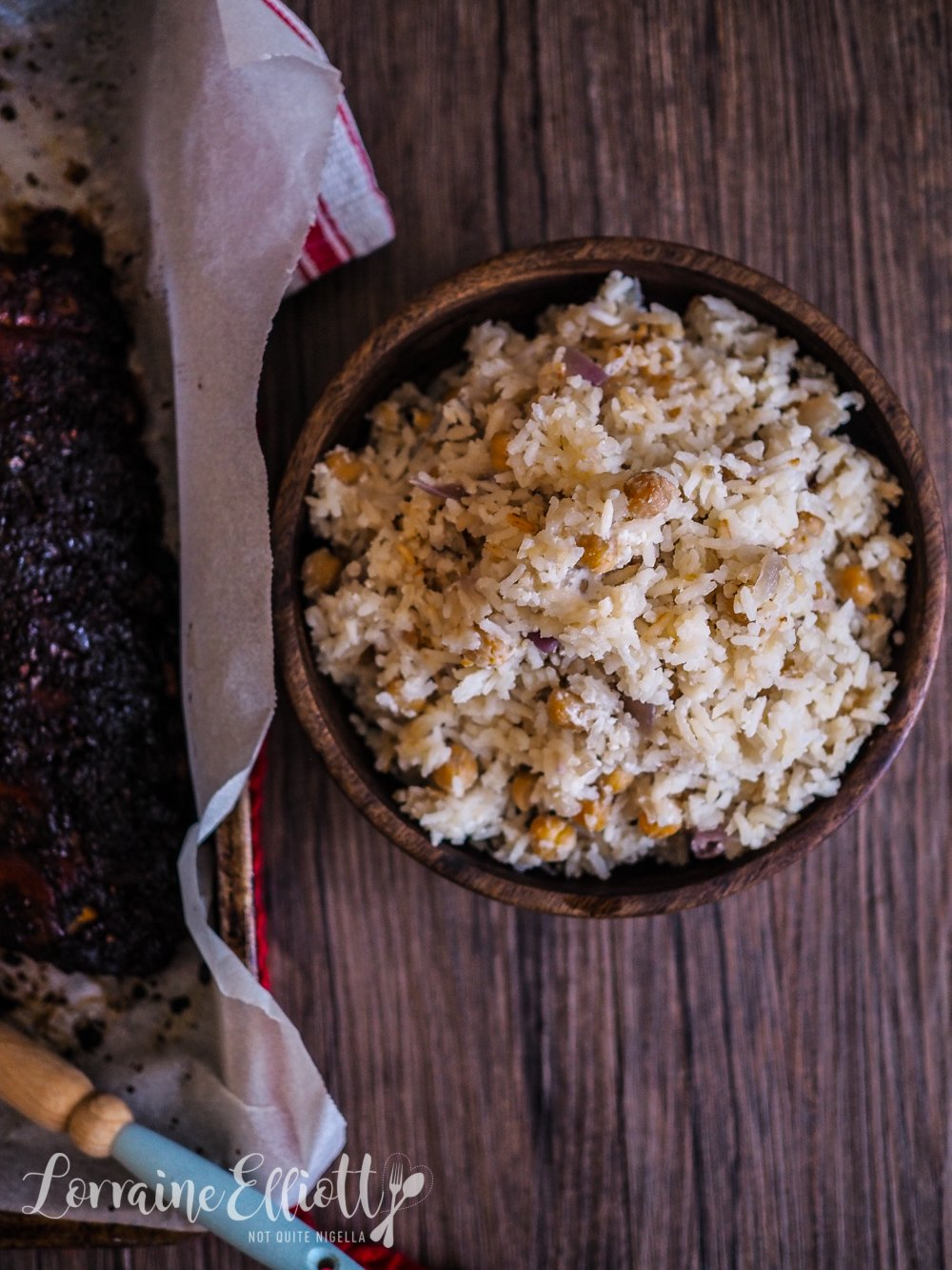 Jamaican Jerk Pork Ribs & Coconut Rice