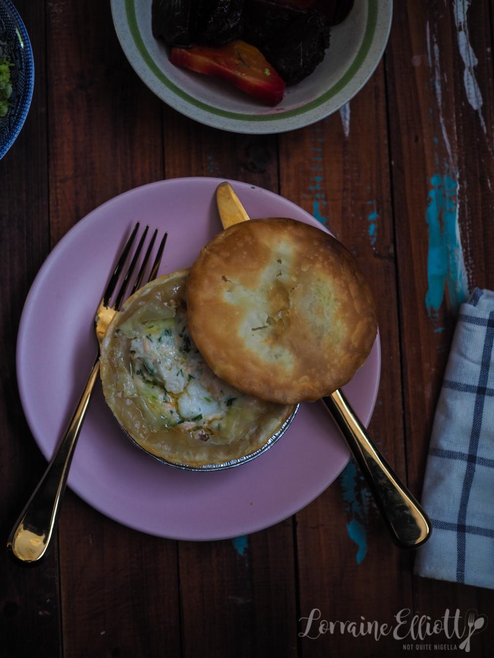 James Wallis's Fish Pie Kits