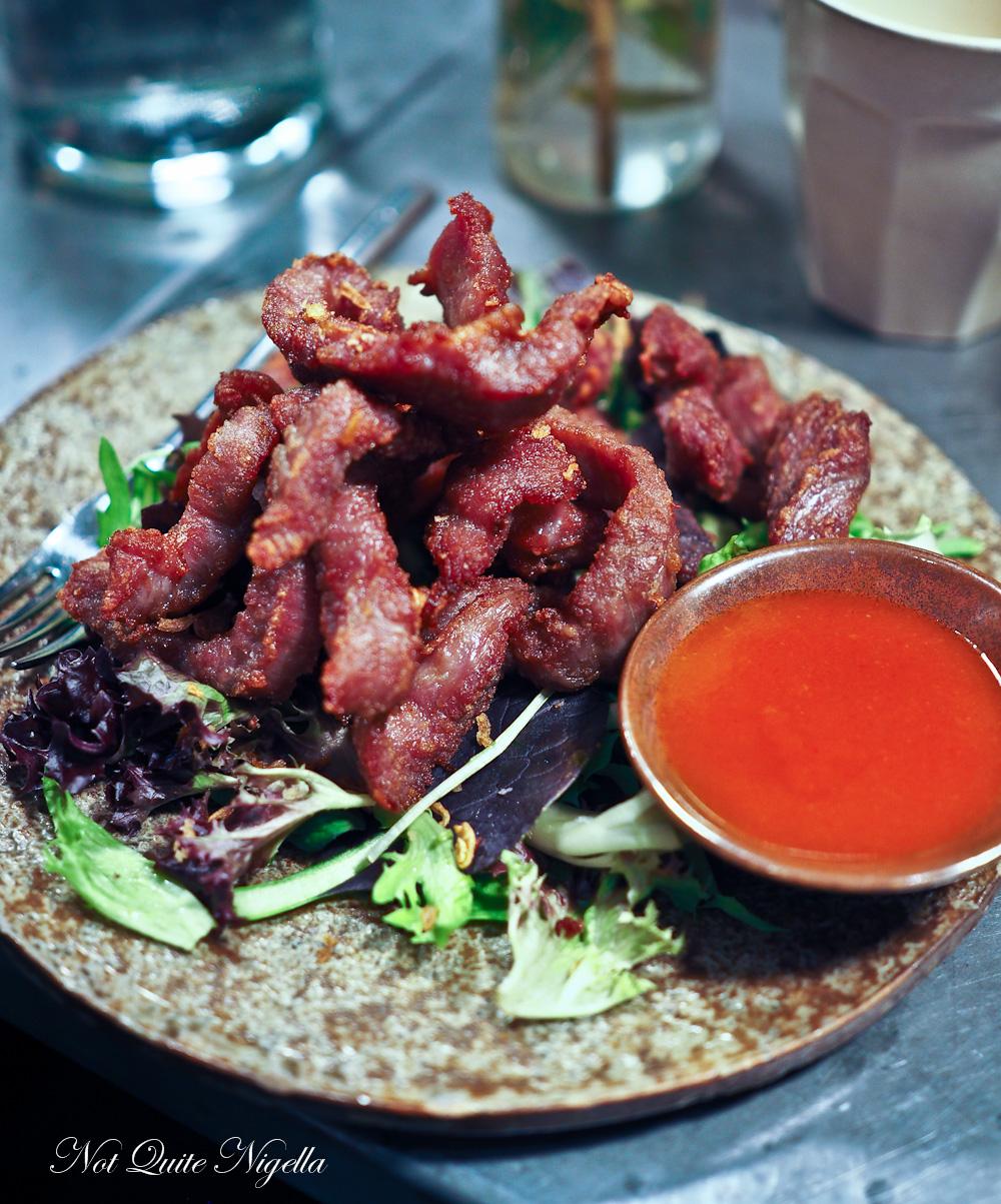 Thai Gai Yang Cafe Menu