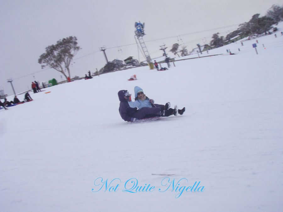 Jazz River restaurant, Tumut and going to the Snow!