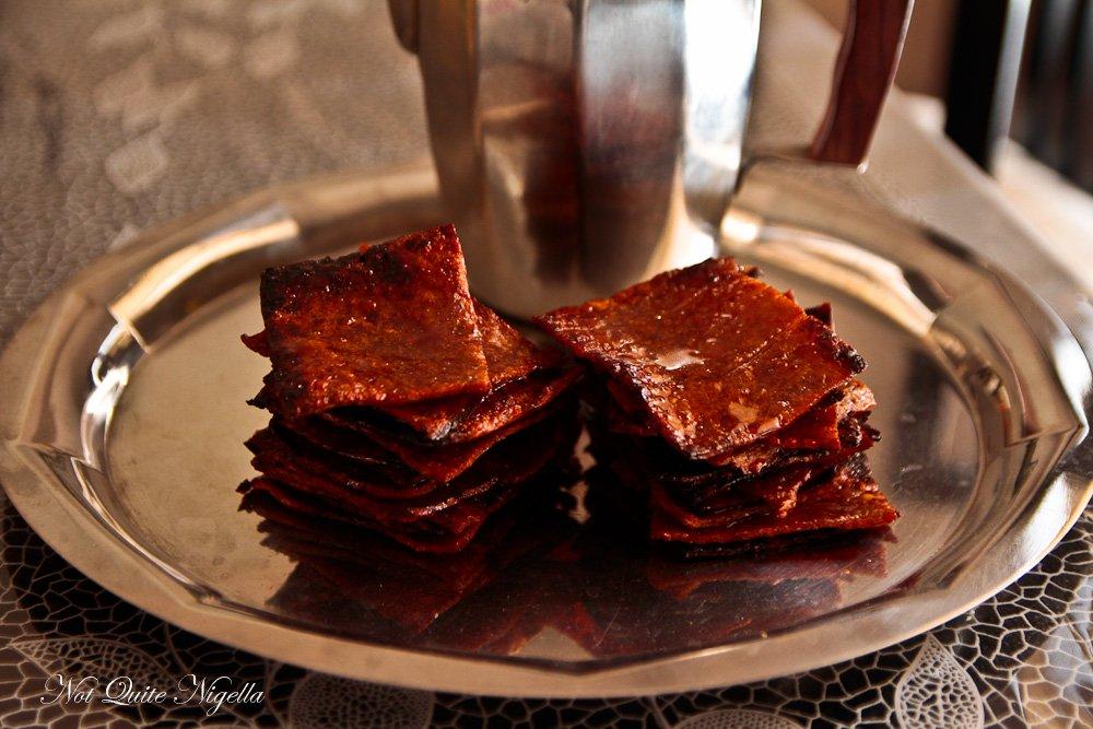Bak kwa jerky recipe