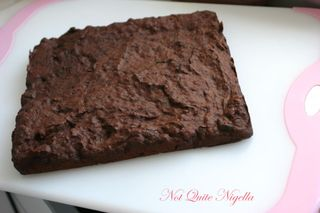 Deceptively Delicious's Brownies with carrot and spinach boxed Cooked