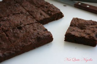 Deceptively Delicious's Brownies with carrot and spinach