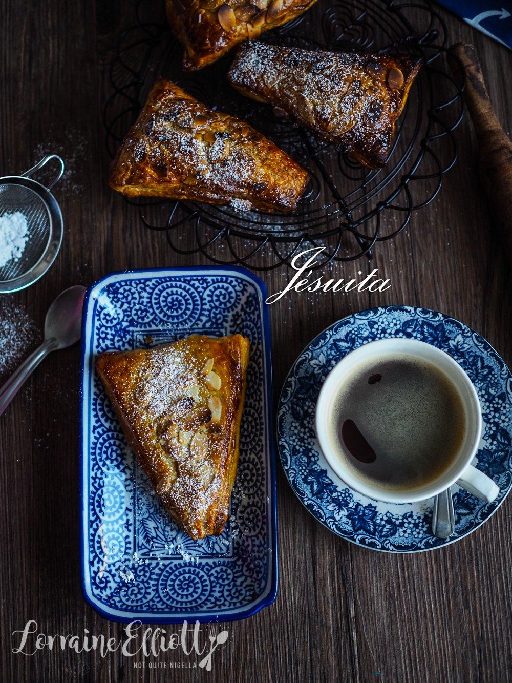 Jésuita Portuguese Pastry