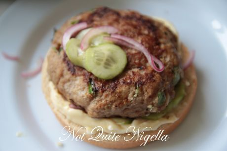 jewels turkey burger