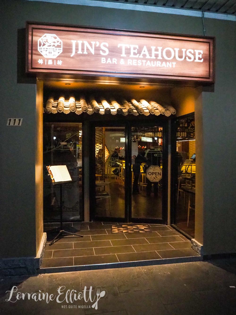 Jin's Teahouse, Newtown