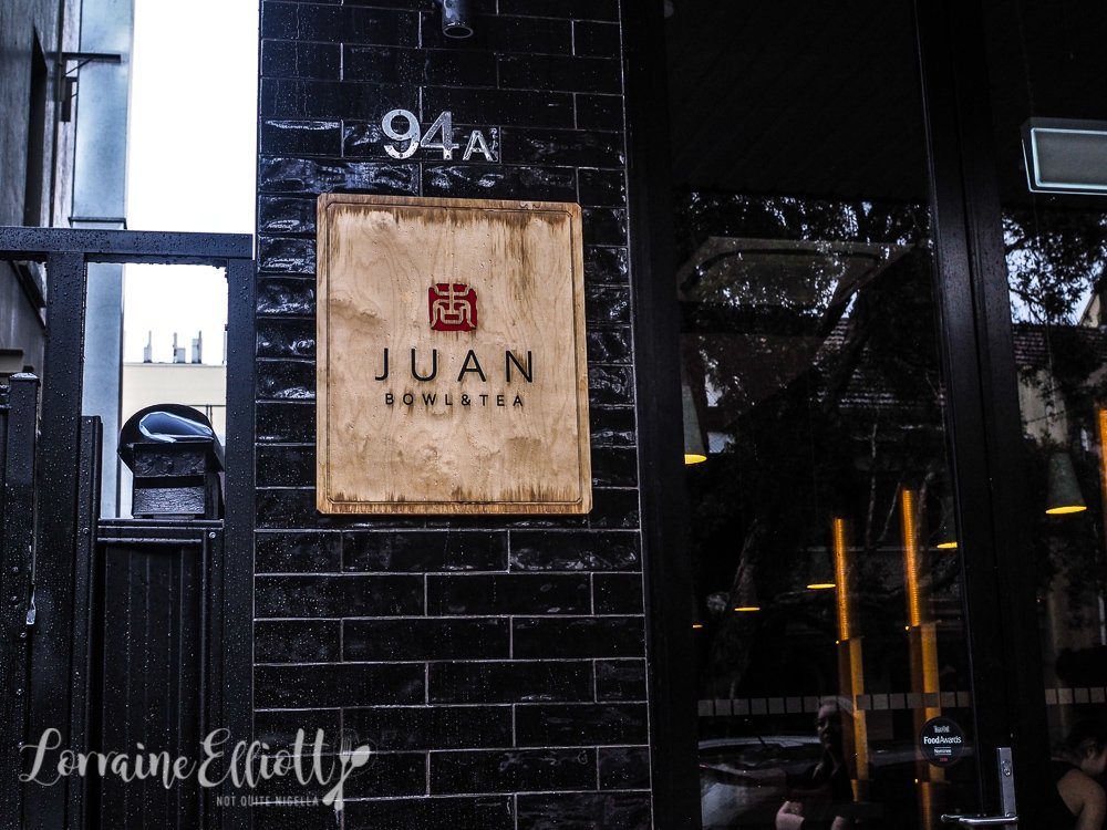 Juan Bowl & Tea, Redfern