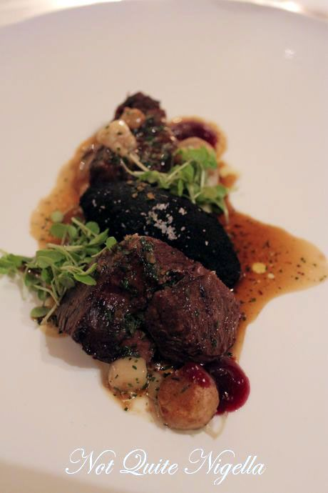 qualia, hamilton island, degustation dinner, justin north