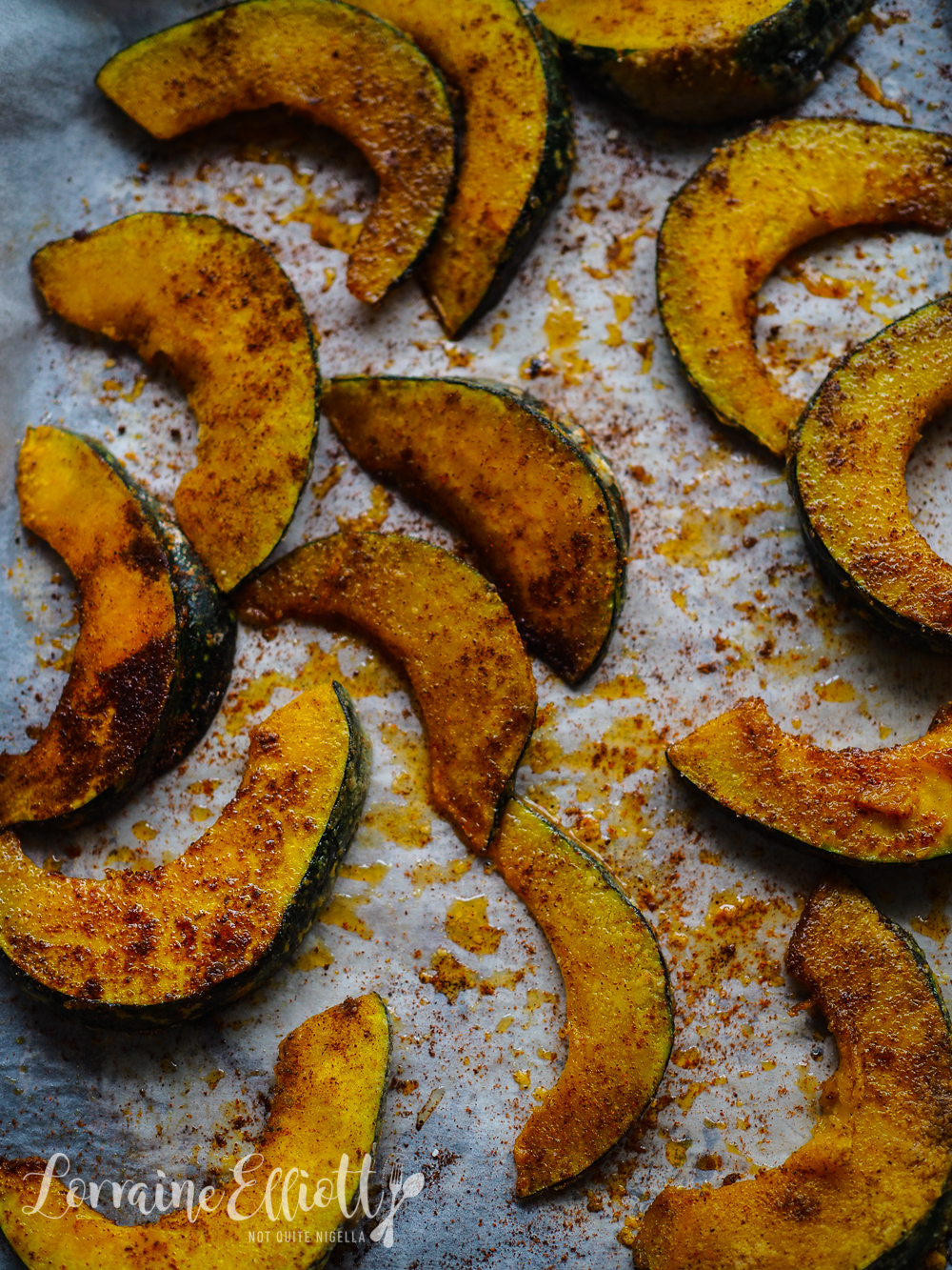 Crispy Roasted Kabocha Pumpkin Fries