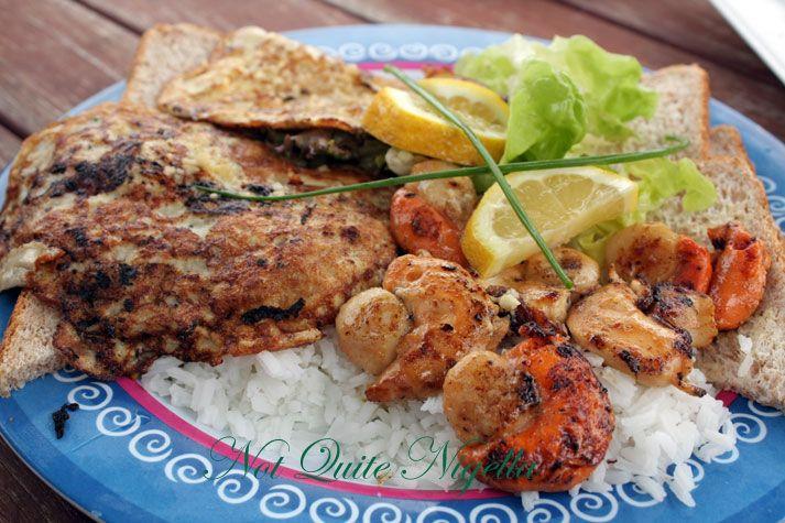 Kaikoura Seafood BBQ, New Zealand