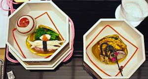 Divine and Refined: Kyoto Style Kaiseki!