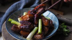 MELTING Kakuni Japanese Pork Belly (Slow Cooker, Pressure Cooker or Stovetop!)