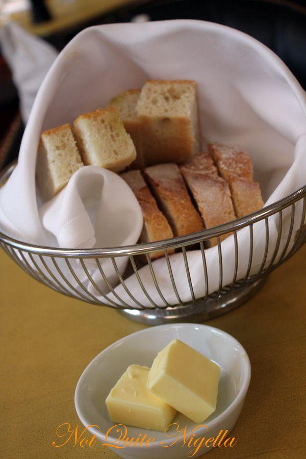 Kamp cafe Helsinki Finland bread
