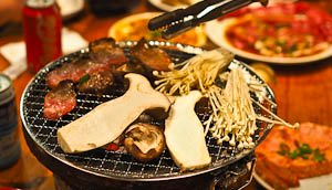 Getting Your Meat On at Kashiwa Yakiniku, Crows Nest