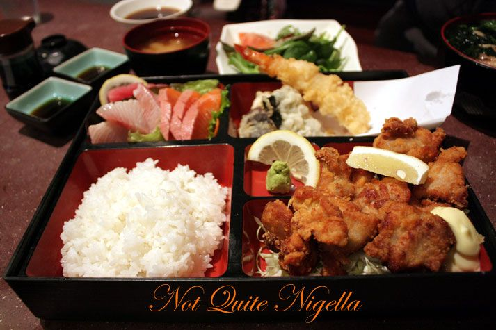 Kasumi Izakaya Japanese Dining Room, Haymarket, Chinatown