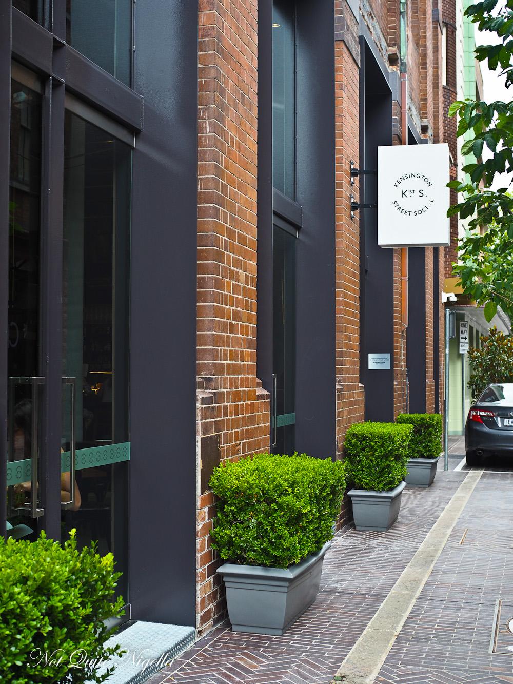 Kensington Street Social