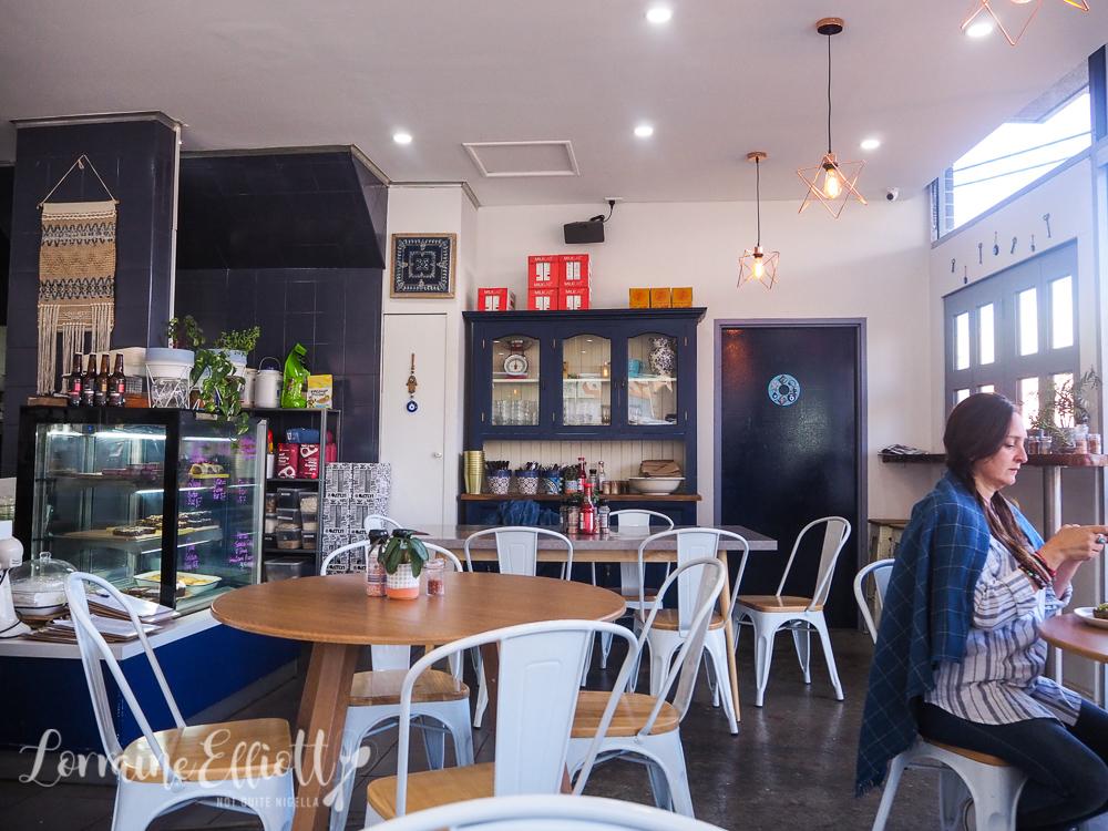 Khamsa Cafe, Newtown