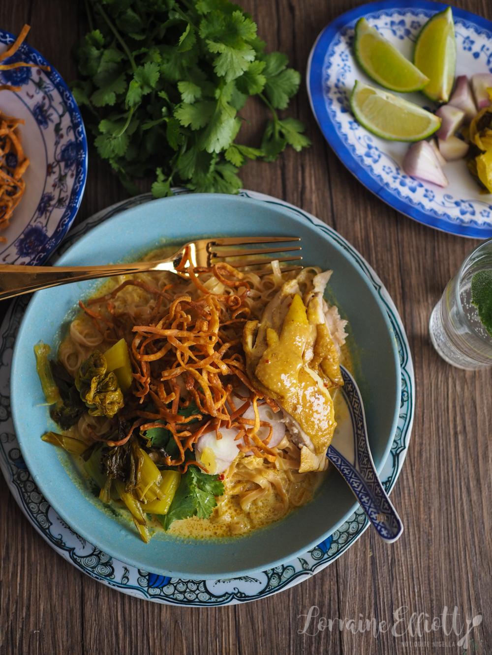 Khao Soi Recipe Authentic
