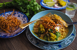 AMAZING Khao Soi Recipe (Thai Laksa Soup)!
