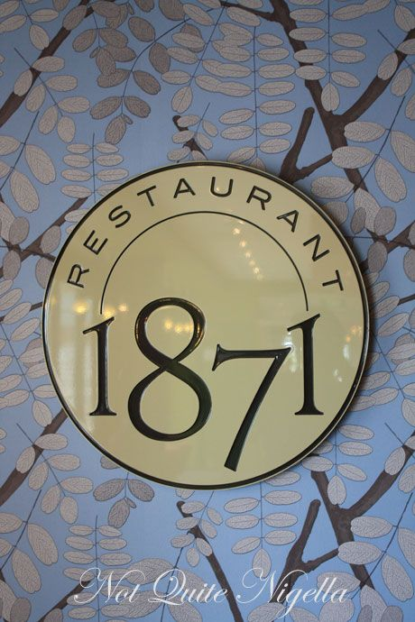1871 kiama sign
