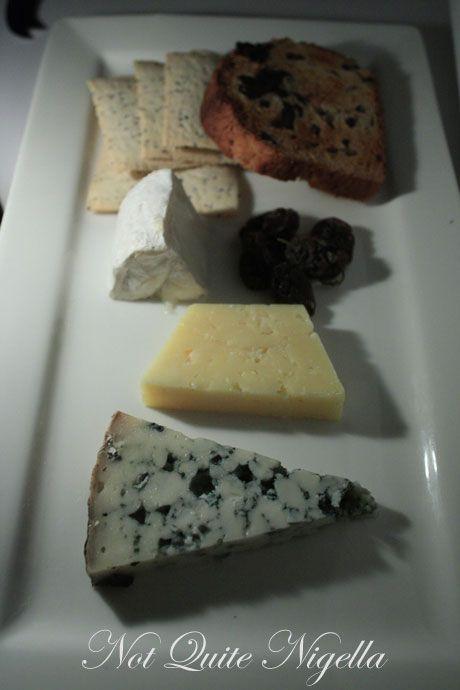 gunyah restaurant cheeses