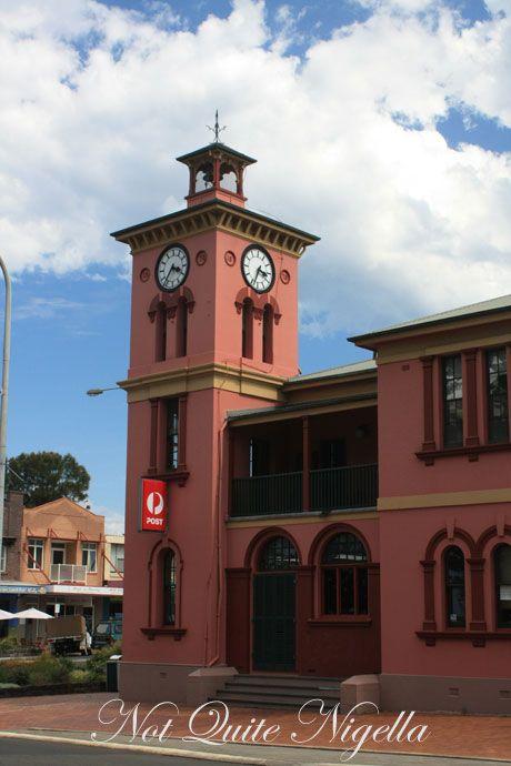 kiama pink post office