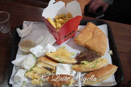 killa burger challenge