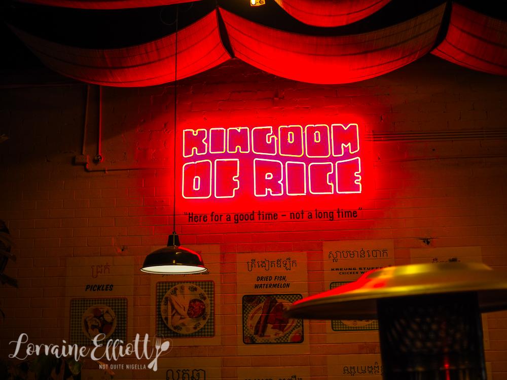 Kingdom Of Rice, Mascot