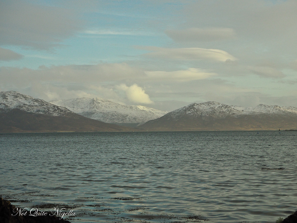 Kinloch Lodge Isle of Skye