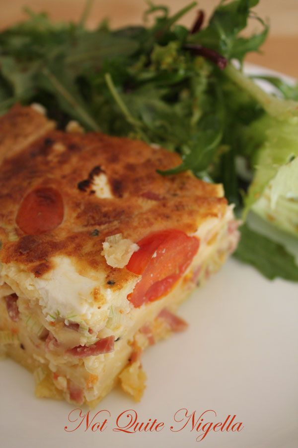 Perfect Picnic Quiche